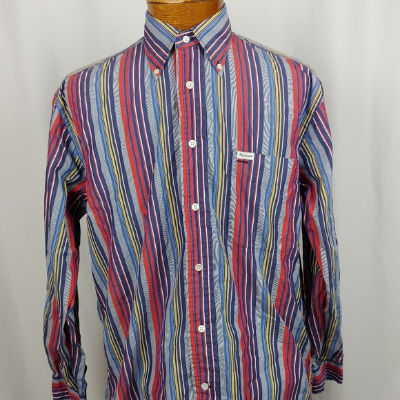 456fff15 Faconnable Other - Faconnable Men's Long Sleeve Button Front Shirt M
